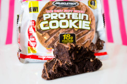 Muscletech Protein Cookie Triple Choc Chip Flavour 92g #NEW #FEAT