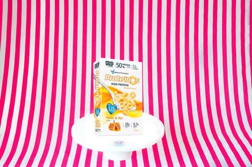 Novo Nutrition Proteinos High Protein Cereal - Honey & Vanilla #NEW
