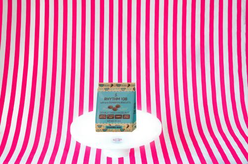 Rhythm 108 Ooh-La-La Tea Biscuits Sharing Bag - Double Choco Hazelnut #NEW #FEAT