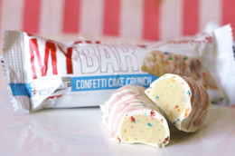 ProSupps Confetti Cake Crunch complete with Sprinkles! #NEW #FEAT