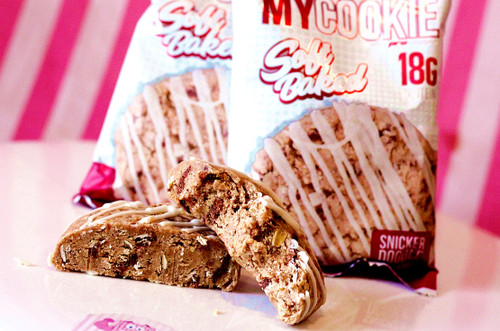 ProSupps My Cookie - Snickerdoodle Flavour #NEW #FEAT