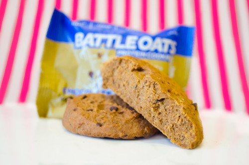 Battle Oats Protein Cookie - Chocolate Chip #NEW #FEAT