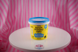 oomf! Instant Whey Protein Porridge - Banana flavour