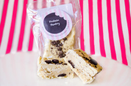 Protein Pantry Hand-Made Protein Bar with OVER 20g protein!! - Cookies & Cream #NEW #FEAT