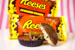 Reese's Crunchy Cookie Peanut Butter Cups - 39g