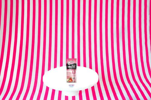 Flapjacked Protein Smoothie Sachet - Strawberry Banana #NEW #FEAT