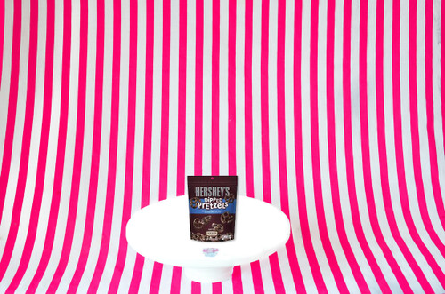 Hershey's Milk Chocolate Dipped Pretzels  #NEW #FEAT