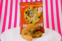 Buff Bake Protein Cookie - Peanut Butter Cup  #NEW #FEAT