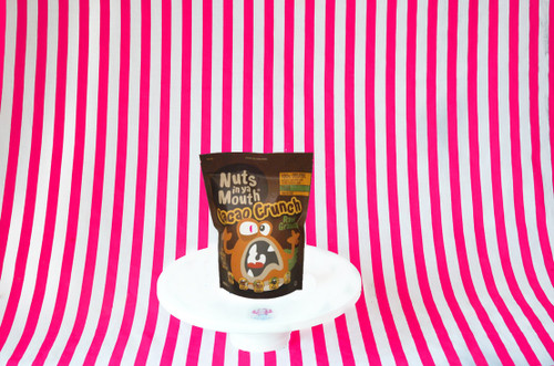 Nuts In Ya Mouth Raw Granola - Cacao Crunch 450g #NEW #FEAT