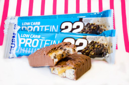 USN Mini Low Carb Protein Delite Bar - Chocolate Brownie 35g #NEW #FLAVOUR