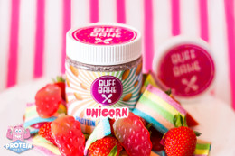 Buff Bake Unicorn Almond Butter