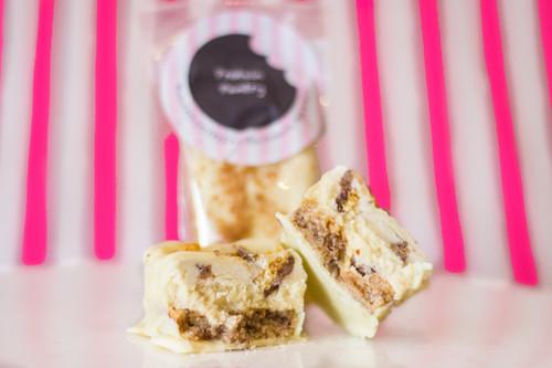 Protein Pantry Vanilla Cheesecake Honeycomb Bar