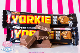 Yorkie Protein Chocolate Crisp Bar