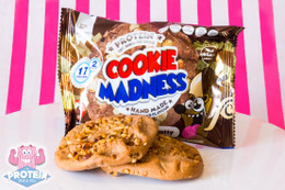 Cookie Madness - Choc Chip Hazelnut