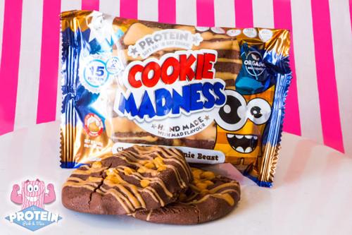 Cookie Monster - Chocolate Fudge Brownie Flavour