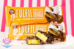 Fulfil Vitmin & Protein Bar 60g - Chocolate Orange
