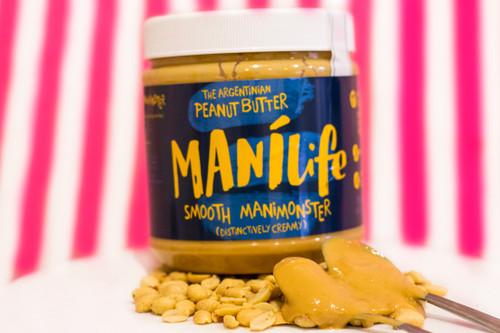 Manilife Original Smooth Peanut Butter 1000g/1kg