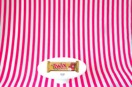 Twix Caramel Cookie 2 To Go Santas - 60g