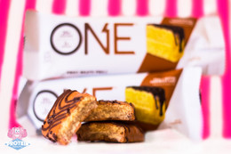 Oh Yeah One Chocolate Peanut Butter Cake Bar #NEW