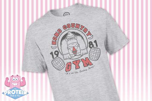 Nintendo Official Merchandise - Donkey Kong Gym