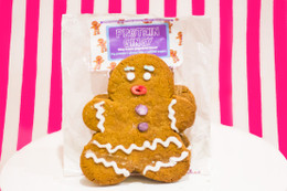 Swolesome Protein GingerBread Man!