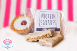 Fit Food Protein Square - Cherry Bakewell Flavour 50g