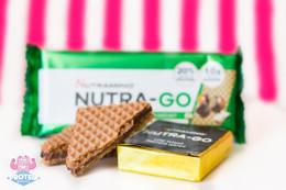Nutramino Nutra-go Protein Wafer - Chocolate Hazelnut