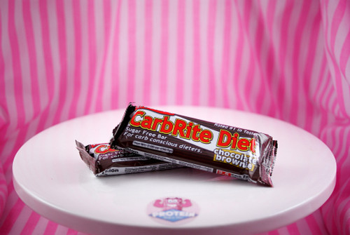 Doctor's CarbRite Low-Carb Diet Bar - Chocolate Brownie