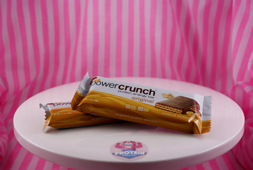 BNRG Power Crunch Protein Energy Bar - Peanut Butter Fudge