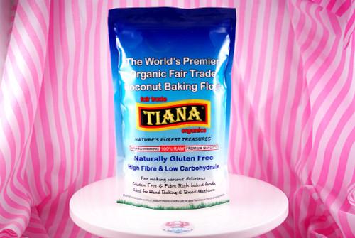 Tiana Coconut Baking Flour - (500g)