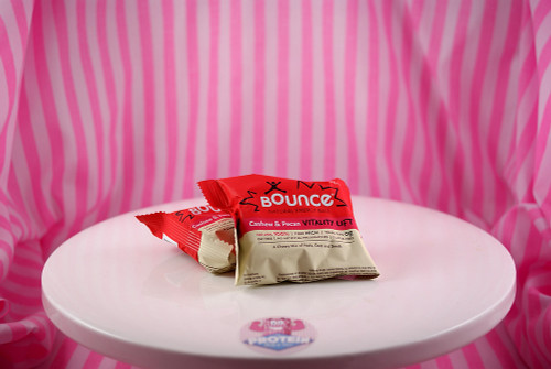 Bounce Cashew & Pecan Vitality Lift Ball