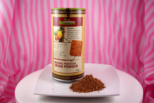 Creative Nature Organic Peruvian Cacao Powder - 200g