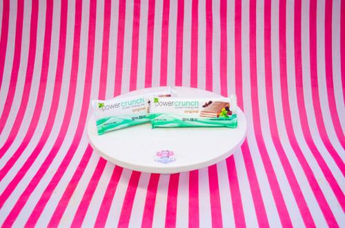 BNRG Power Crunch Protein Energy Bar - Chocolate Mint #FEAT