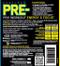Optimum Nutrition Platinum PRE- Pre-Workout Supplement. Supplement details.