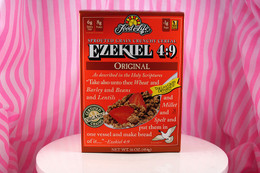 Ezekiel 4:9 Sprouted Whole Grain Cereal - Original
