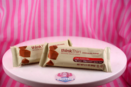 thinkThin Gluten Free Protein Bar - Chocolate Fudge