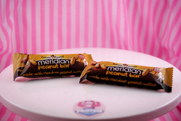 Meridian Peanut Butter Bars (40g)