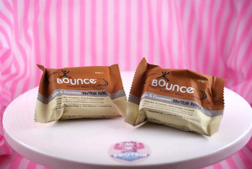 NEW Bounce Apple & Cinnamon Protein Ball