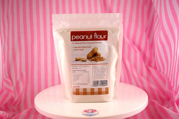 Sukrin - Fat-reduced Peanut Flour