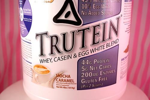 Body Nutrition Trutein Protein (4lb / 1814g) - Mocha Caramel