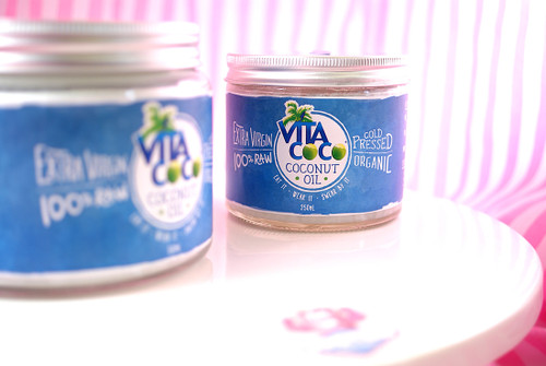 Vita Coconut Cold-Pressed Coconut Oil (250ml)