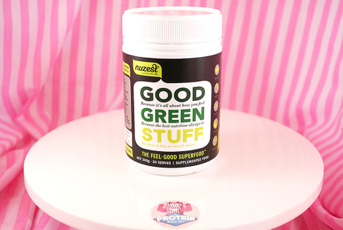 Nuzest Good Green Stuff - The Ultimate Superfood Supplement (300g) #FEAT