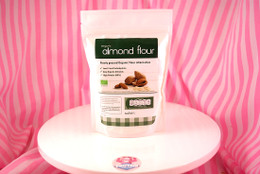 Sukrin Organic Reduced Fat Almond Flour/Meal (250g)