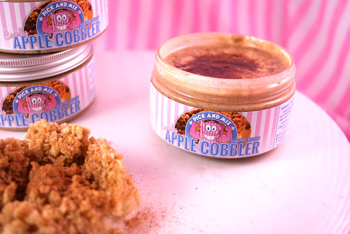 Pick & Mix Candy Apple Cobbler Almond Butter (285g)