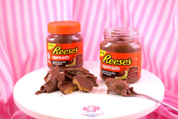 Reese's Peanut Butter Chocolate Spread (USA) - 368g. #NEW #FAVE