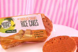 Nature's Store White Chocolate Caramel Rice Cakes #NEW