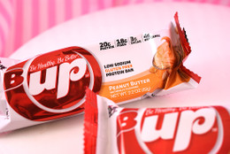 NEW Peanut Butter B-UP Bars! Low carb, low sodium, high protein.  #NEW #FEAT