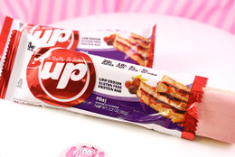 NEW Peanut Butter Jelly B-UP Bars! Low carb, low sodium, high protein. #NEW #FEAT