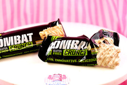 NEW Muscle Pharm Combat Crunch Bar - Cinnamon Twist. #NEW #FEAT