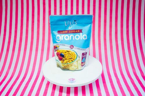 Lizi's Low Sugar Granola (500g) #NEW #FEAT